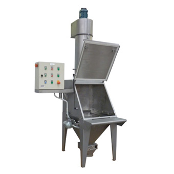 BAG EMPTYING SYSTEMS