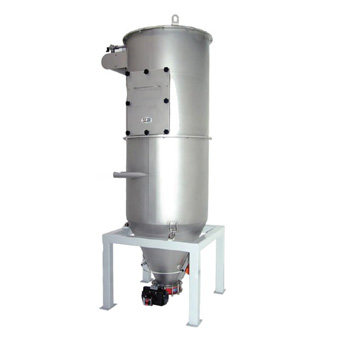 PNEUMATIC CONVEYING SYSTEM - PRESSURE